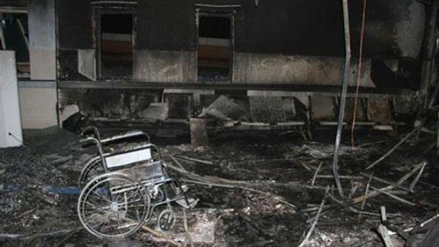 沙烏地阿拉伯醫院火災 31死107傷