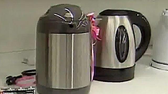 旅館熱水瓶這樣用 你還敢喝嗎?