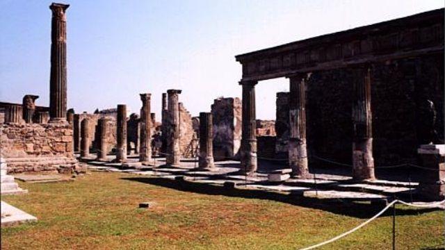 義大利龐貝古城 再修復6建築
