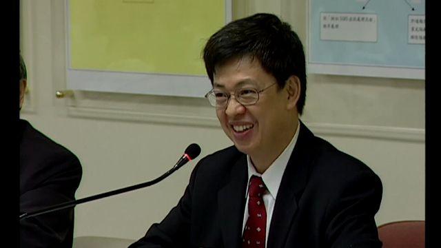 陳建仁認同「中國台灣省」 事後不認帳?