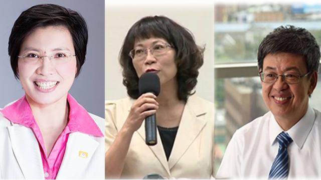 副手辯論強調有能力 帶領台灣走出新局