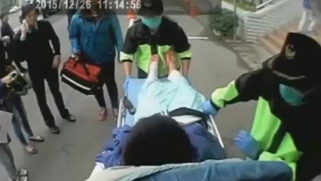 熱油流雙腿!園遊會炸冰淇淋學生燙傷
