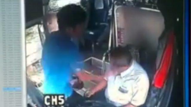 失控乘客打你4巴掌 國光司機:還你15拳