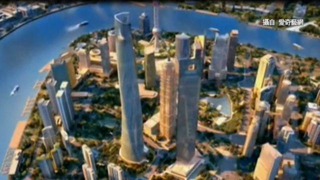 超越101 上海中心大廈最快電梯明年亮相