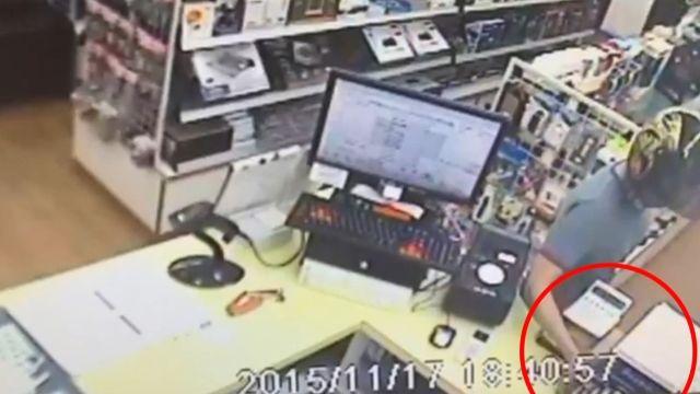 菜鳥女警巡邏逮慣竊 從警2個月破15案!