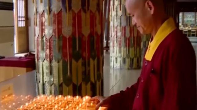 追密宗儀式 雷藏寺法會現場畫面曝光