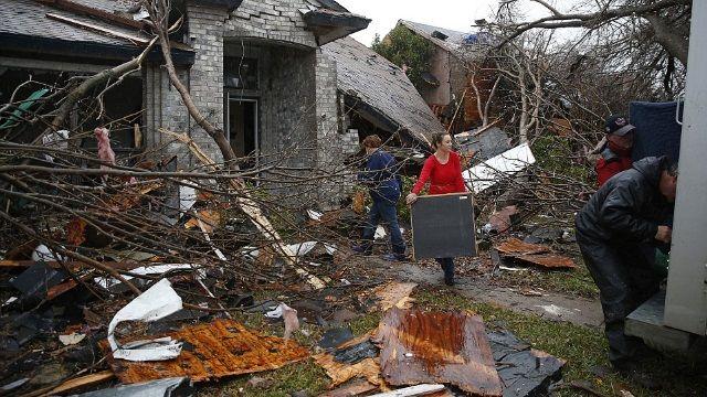 氣象異常 全球災情頻傳