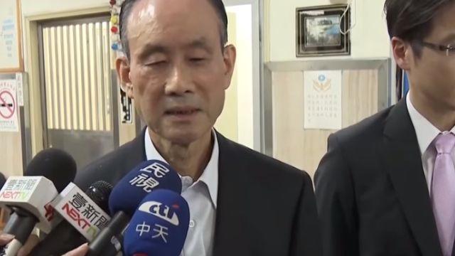 免囚首露面! 趙藤雄:用餘生回饋社會