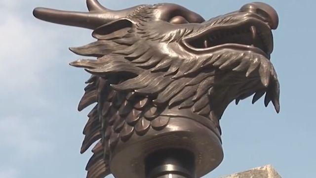 故宮南院十二獸首  成龍捐贗品遭批統戰