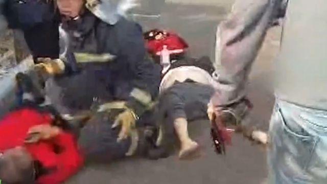 國道情侶吵架2死7傷車禍 驚悚影片曝光