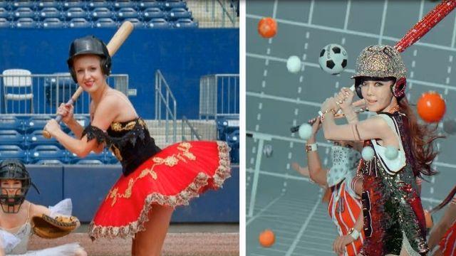 謝金燕新歌造型百變 芭蕾舞女扮相抄襲?