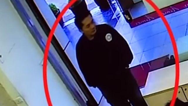 中年男扮客人假諮詢!美容館內偷包盜刷