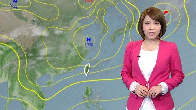 今明天氣穩定 僅北山區 東部零星短雨