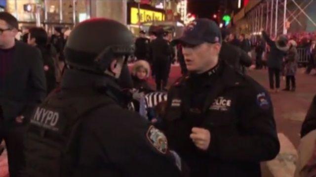 FBI逮恐攻嫌犯 策畫跨年夜攻擊紐約餐廳