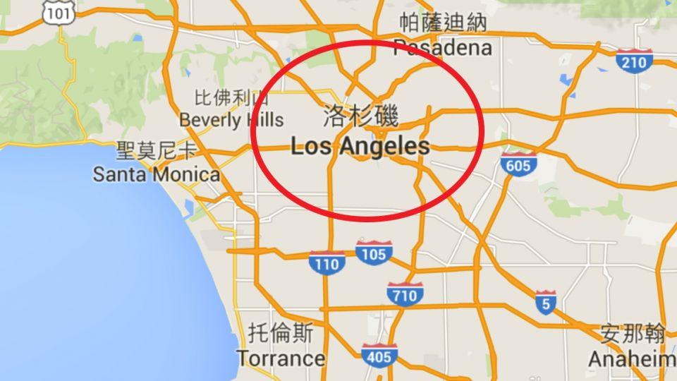 洛杉磯華人社區槍擊 4人中彈至少2死
