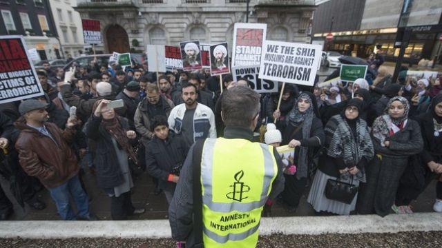 沙國處決什葉派教士 群眾抗議燒大使館