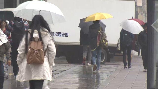 好天氣「收假」全台雨下三天 周三轉涼