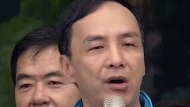 台灣的力量!朱立倫赴高雄喊拼經濟