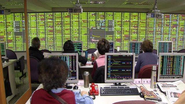 台股收盤未守住8100點  以8075.11點作收