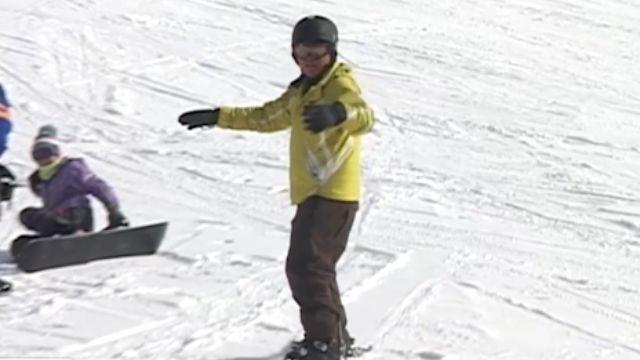 出國滑雪防「雪盲」 醫師:配戴專業偏光鏡