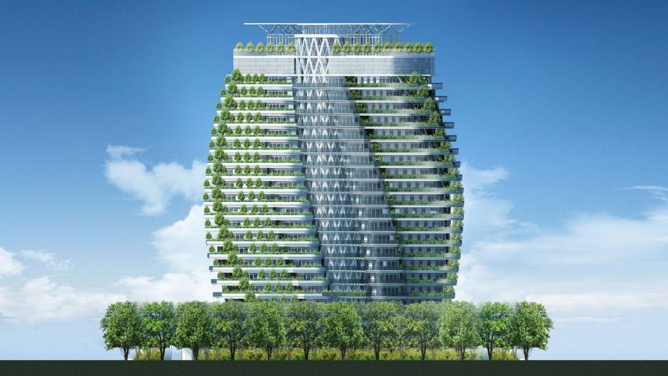信義區新豪宅 CNN:2016世界9大新地標