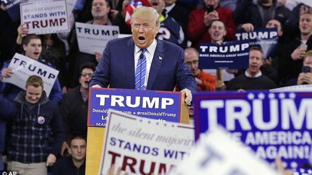 美黨內初選倒數 鬧場頻傳考驗候選人