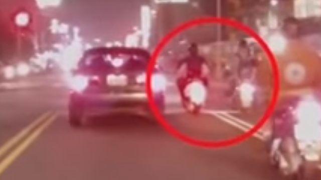 別跑!警巡邏遇毒品通緝犯 沿路猛追