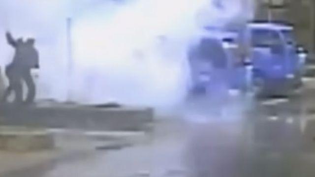 銷毀新北檢證物 焚化廠離奇爆炸!傷者右眼恐摘除
