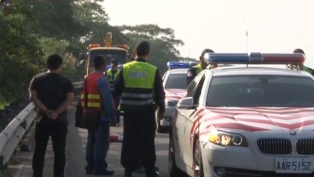 國道3號車拋錨遭撞身亡 警求事發影像