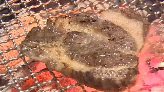 燒肉戰出奇招! 「加1元」多15公分大蝦