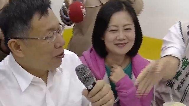 傳市政顧問洪智坤請辭 柯P:讓他先休息一下