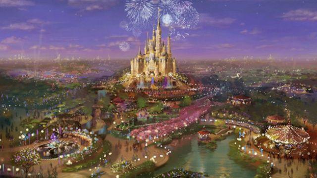 原來我們和「迪士尼」已經靠得那麼近