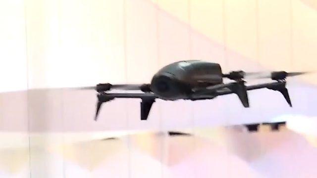 無人「機」戰!東森新聞直擊美國CES展