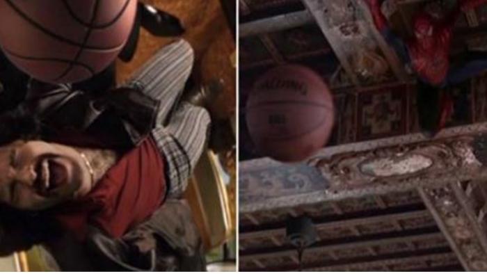 這顆籃球 竟然穿梭在87部電影裡?