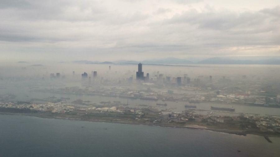 當心!呼吸也會胖 全是PM2.5惹禍