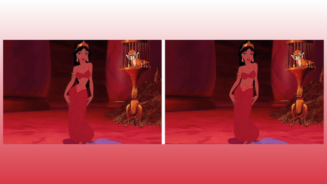 驚!迪士尼公主未修圖照外流 真實身材竟然...