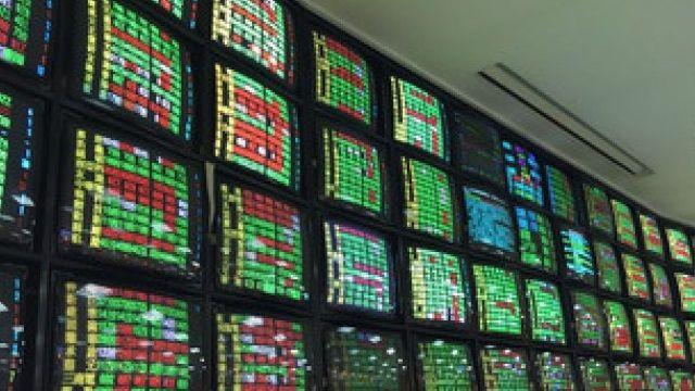 台股收盤7800點失守 成交值860.86億元