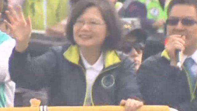 藍控收黃芳彥政治獻金 蔡:亂說、惡質選舉