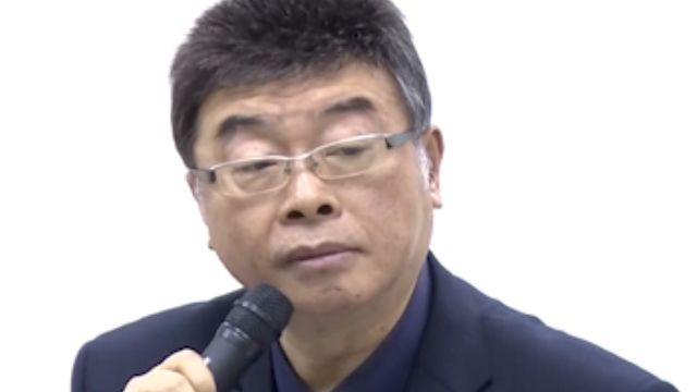 邱毅:證人指 蔡英文收扁錢 當政治獻金
