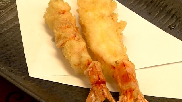 天使紅蝦成本低 裝明蝦詐天婦羅 利潤高