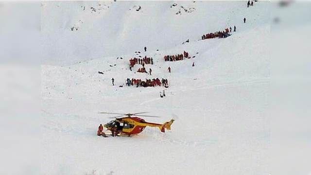 法國阿爾卑斯山雪崩 釀三死一失蹤