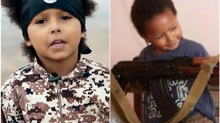 ISIS戰力吃緊! 竟俘虜兒童訓練當童兵