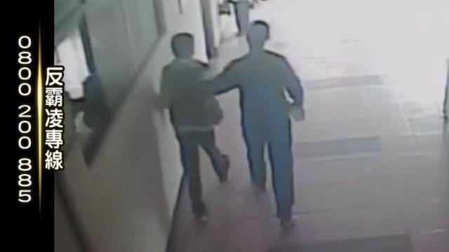 學生遭老師毆打 學校:監視器看 像肢體碰觸