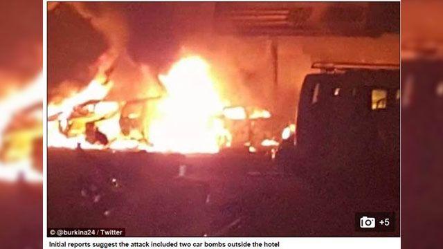 (更新)布吉納法索飯店恐攻 63名人質獲釋