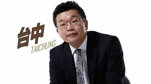 台中第一選區 民進黨蔡其昌自行宣布當選