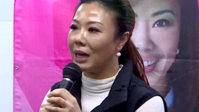 北市港湖激戰贏黃珊珊 李彥秀:無勝選喜悅