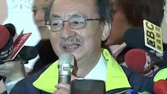 回鄉征戰成功 柯建銘順利當選新竹市立委