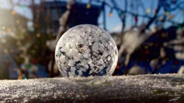魔幻水晶球!-25度吹泡泡 竟然出現…