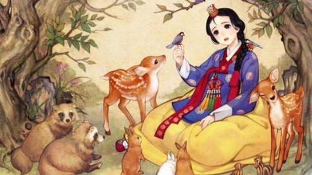 韓風版迪士尼 東西方藝術的衝擊之美!