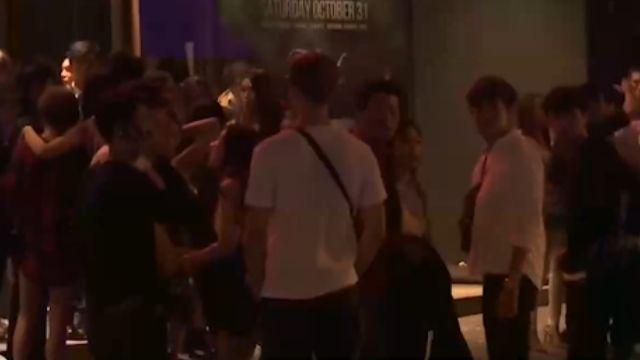 中山區鬥毆頻傳?酒客醉後爆肢體衝突